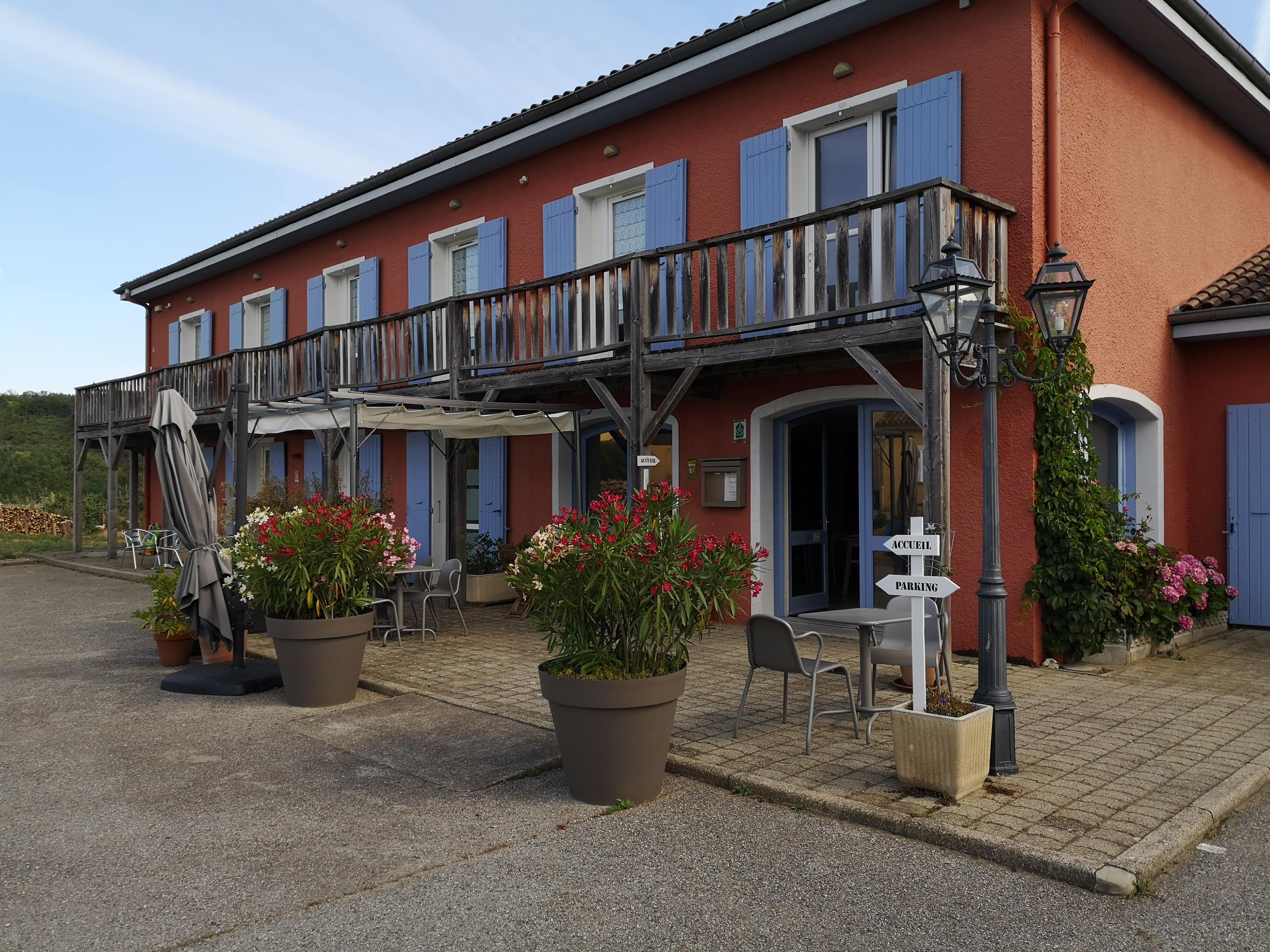 Hotels : Hôtel Rose des  Vents