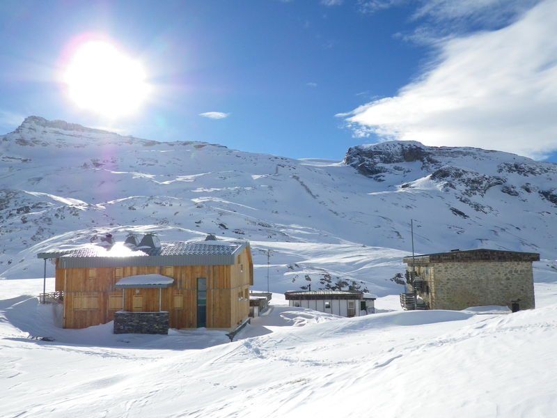 Refuge du Col de la Vanoise