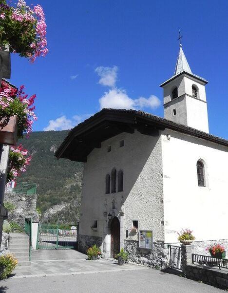 Eglise ND-de-l'Assomption de Villaroger