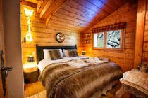 Chambre White Room Chalet