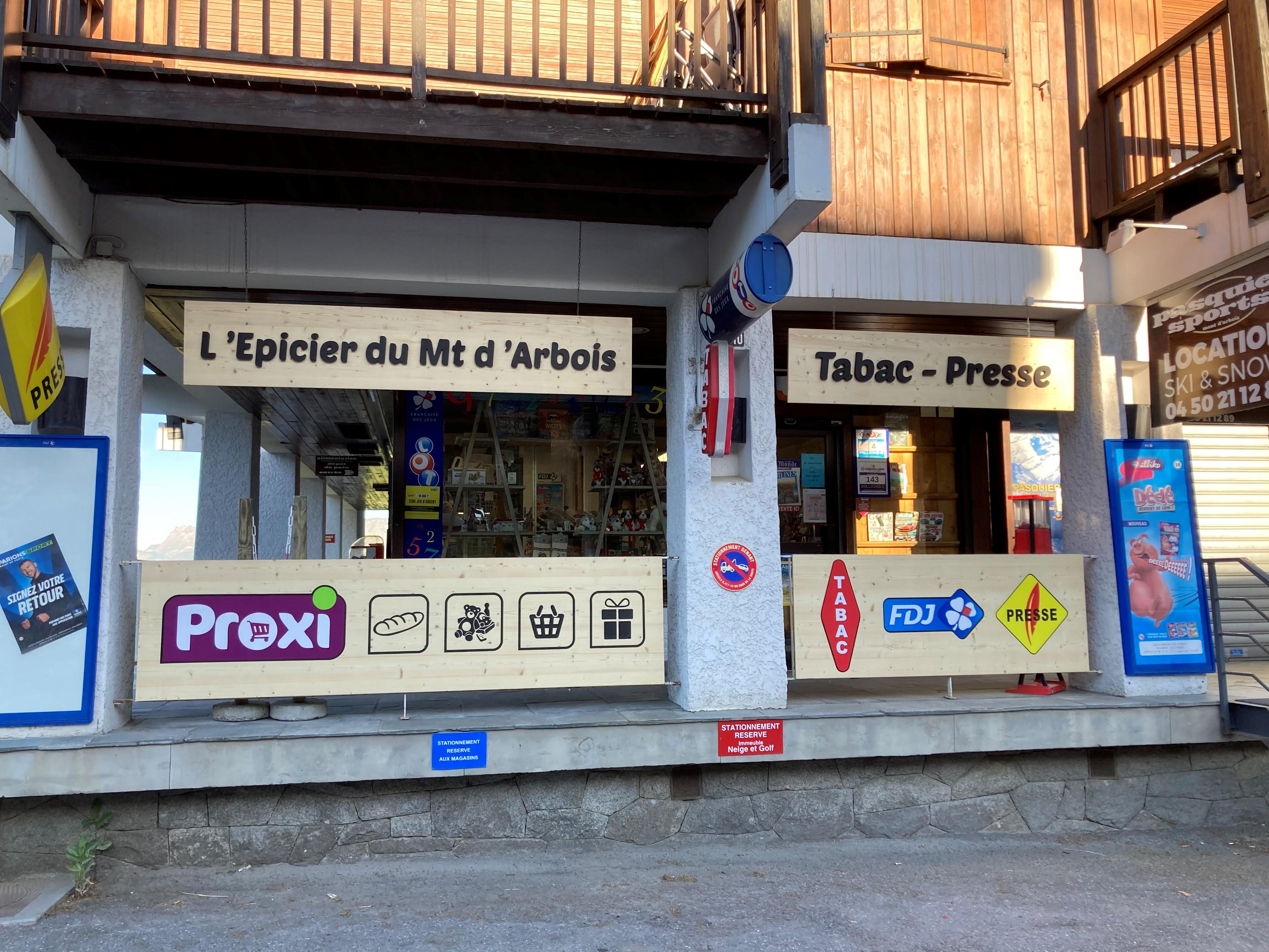 L'Epicier du Mont D'Arbois