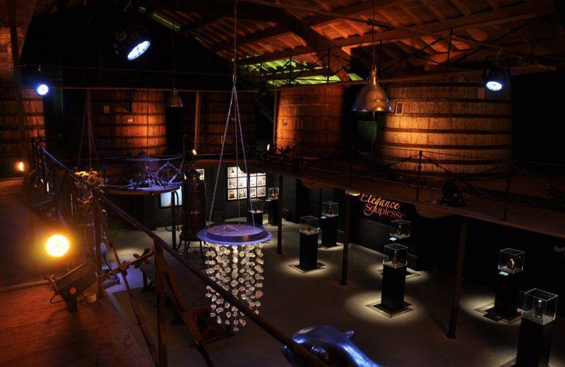 Circuit de visite Meukow Cognac