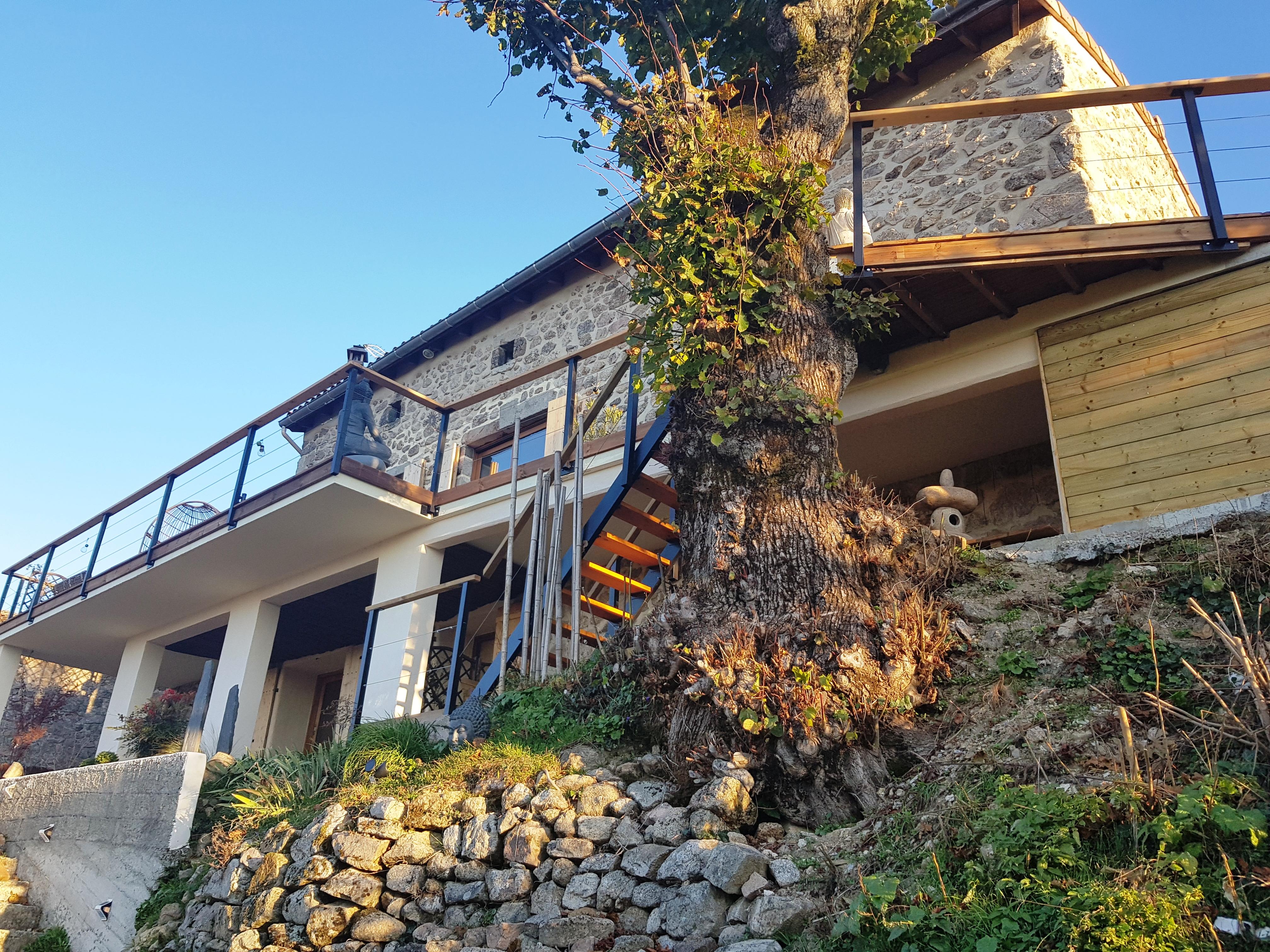 Vernoux' Zen - location La Maison