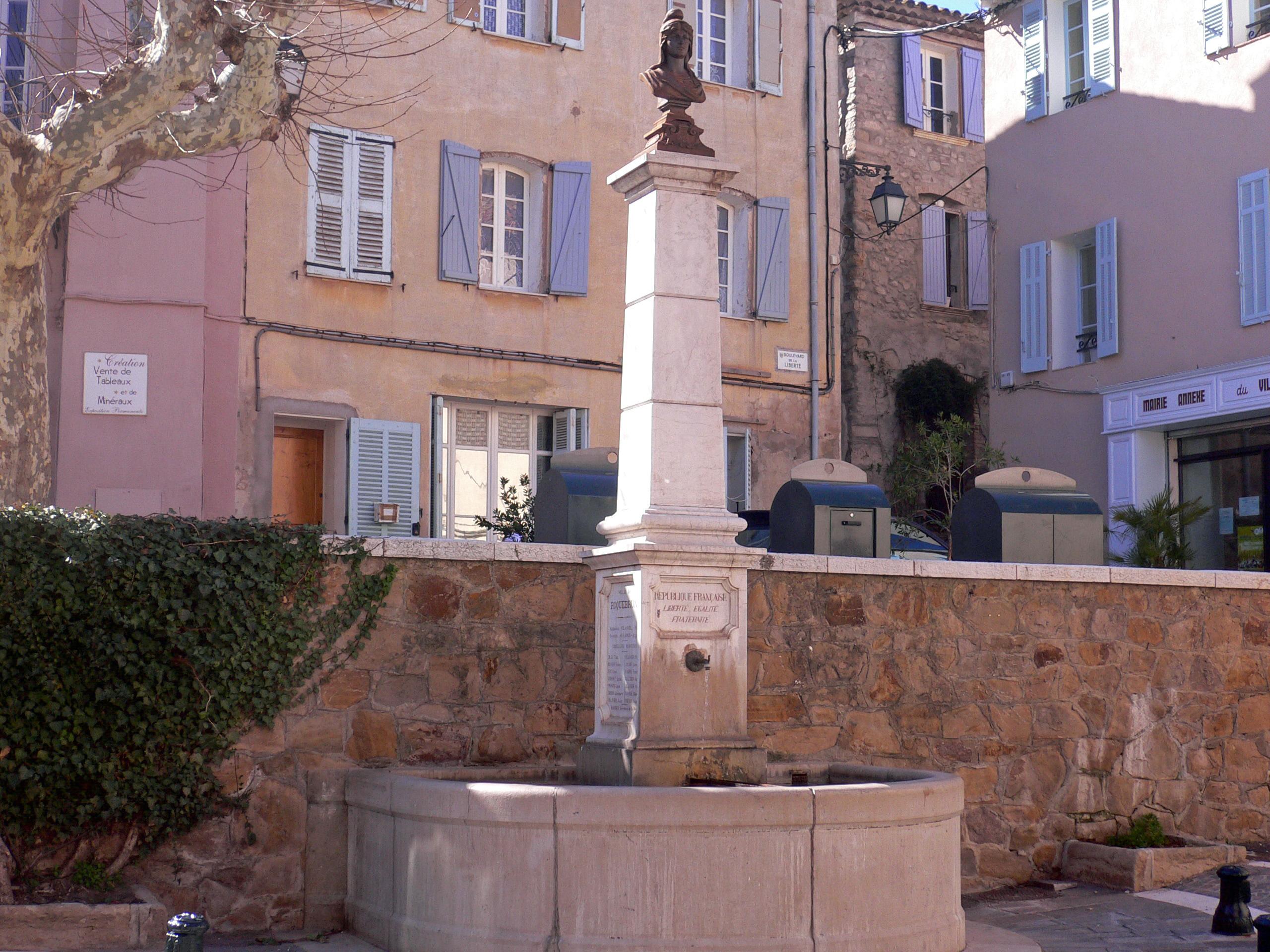 Fontaine neuve