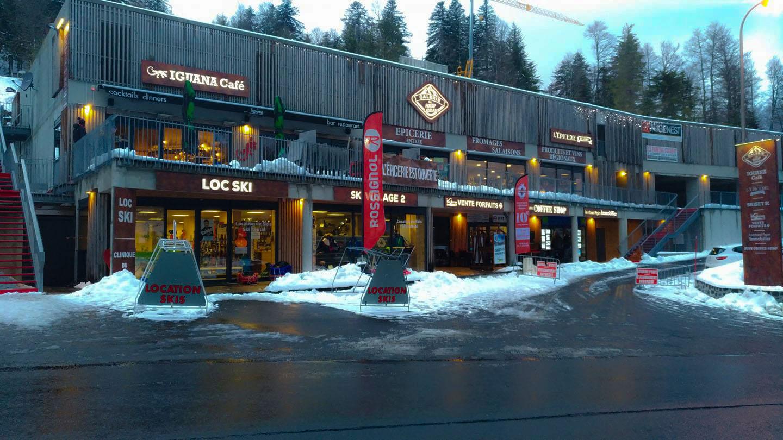 Ski Village 2 - La Clinique du ski