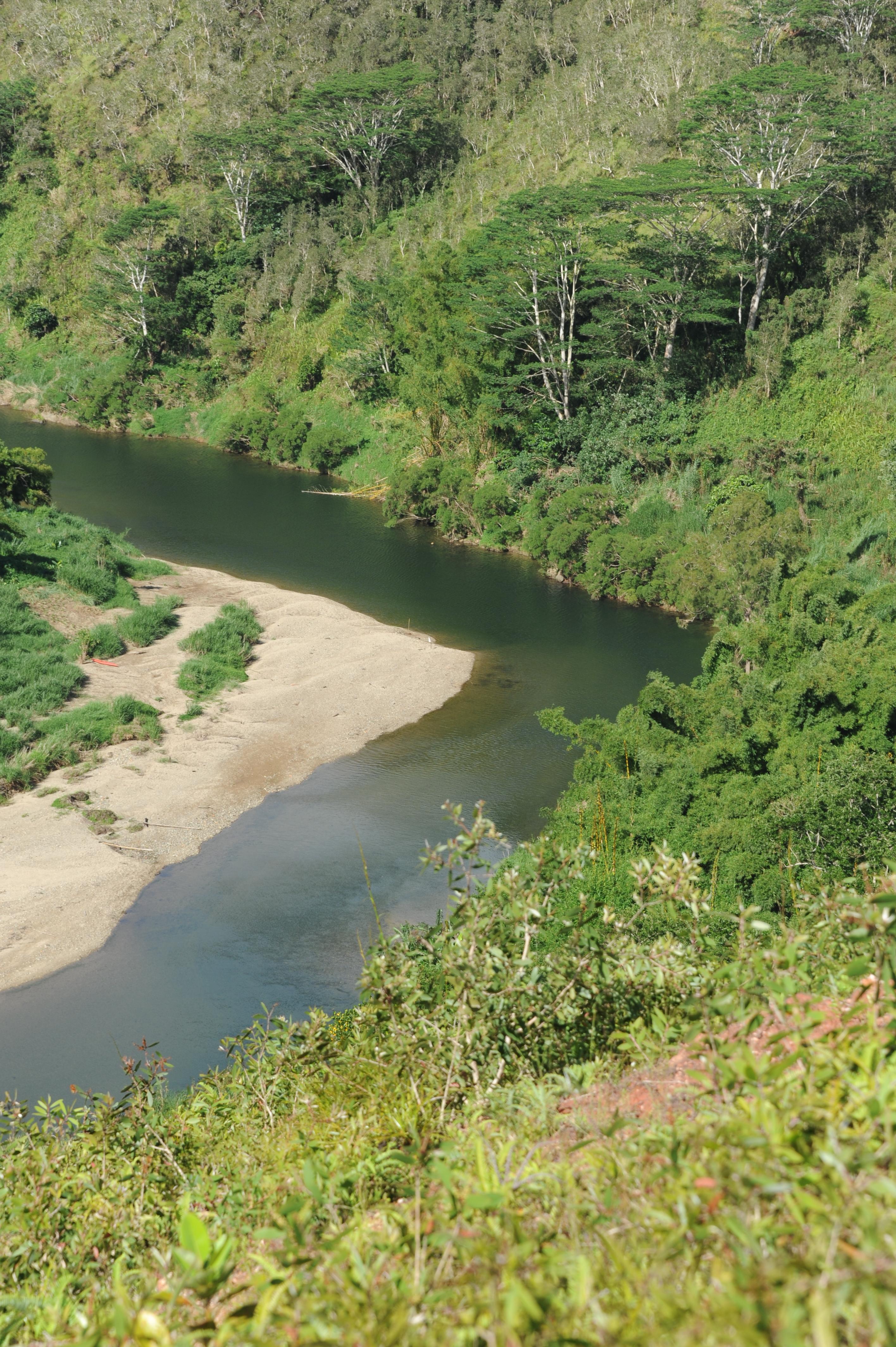 GR® NORD Étape n°3 : De la tribu de Saint-Thomas  à la tribu de Pwöbèi (Pombéï)