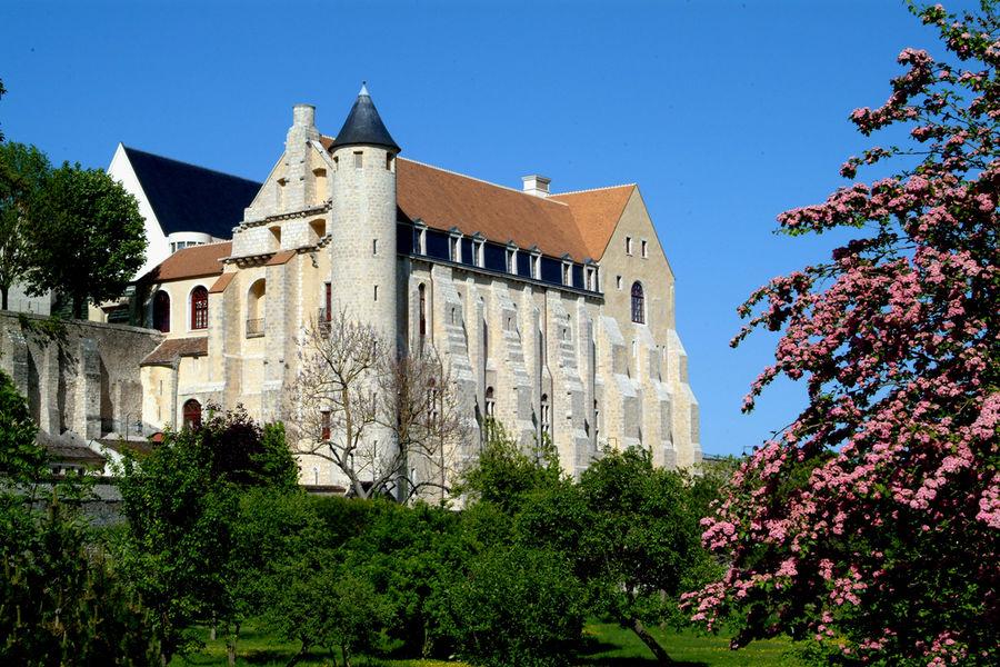 Abbaye royale Saint-Séverin Château-Landon