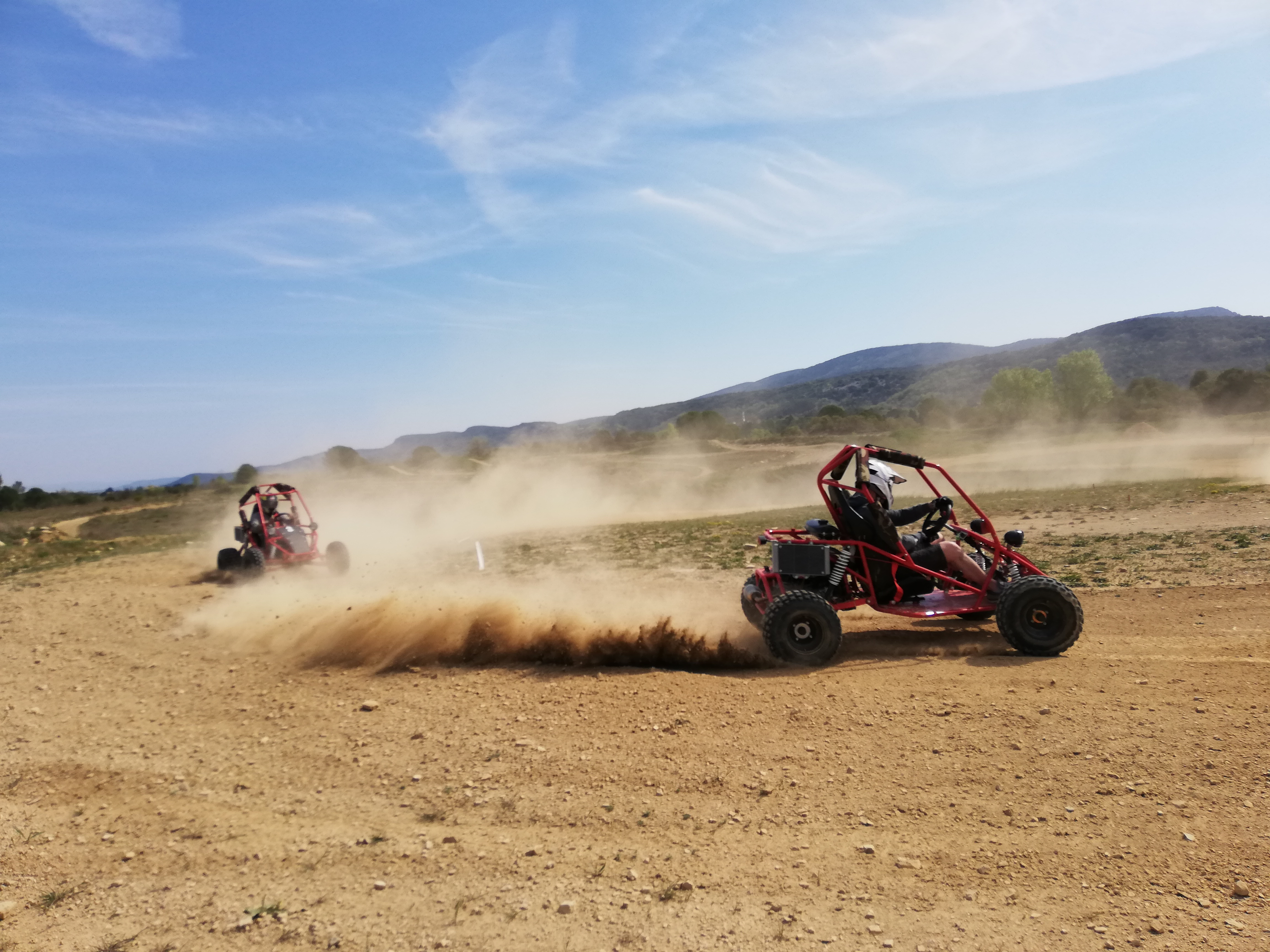 Ardèche Loisirs Mécaniques: Quad, karting, buggy, moto, paintball