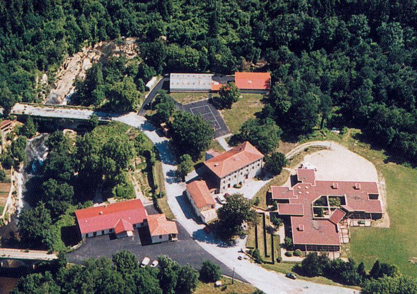 Lycée Forestier du Haut Languedoc André Alquier - Hébergement Collectif