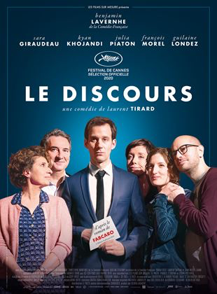 Events…Put it in your diary : Le discours