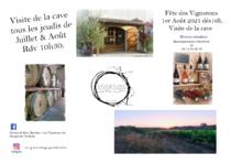 Visite de la cave coopérative - Saint-Remèze