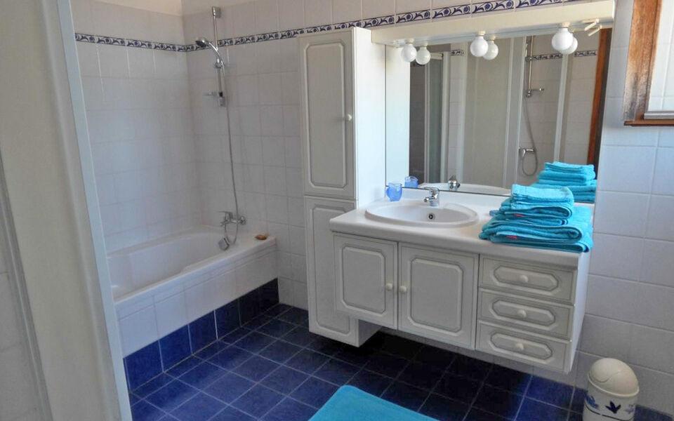 Chambre d'hôtes la Galline - Salle de bain - Régine Tomasini