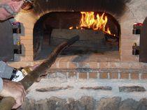 Fournées de pains au Moulin de Saint-Germain Haute Savoie