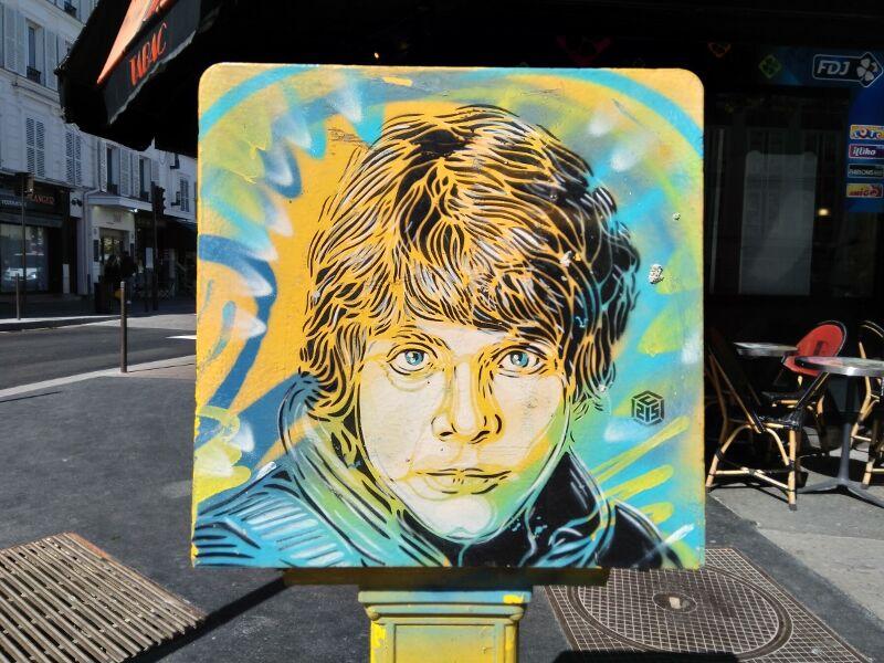 """Jeu de piste en famille """"Street art Vincennes/Montreuil"""""""