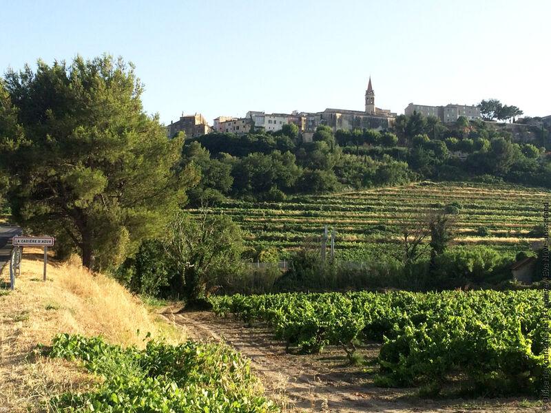 La Cadière d'Azur - Vue générale du village - Eva Nove Josserand ©Maison du Tourisme