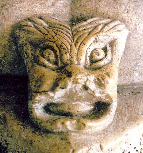 Figurine église château-Landon