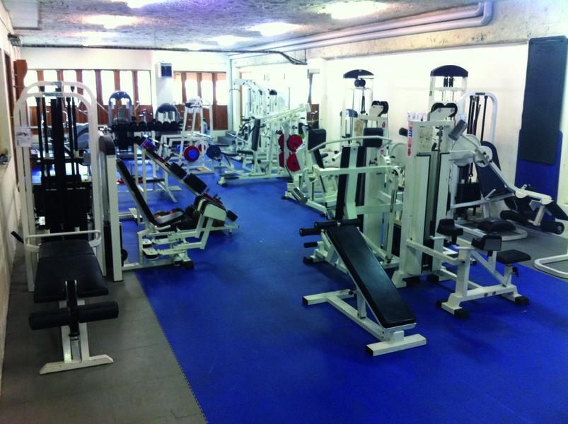 Salle de musculation - Pralognan-la-Vanoise
