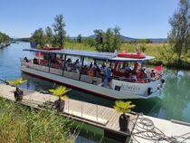 Le Solely bateau électro solaire