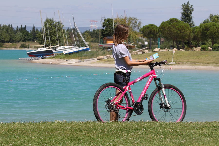 Vélo Les Girardes la Palud