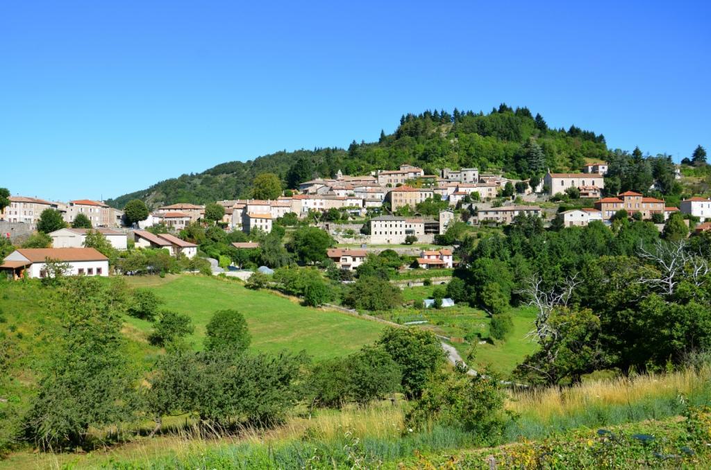 Events…Put it in your diary : Visite guidée du village de Chalencon