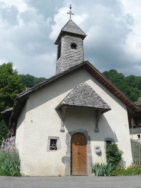 Chapelle du Nant Robert