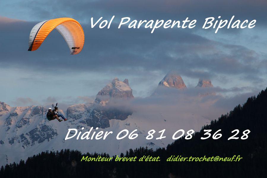 Corbier Paragliding