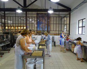 Atelier de Fabrication de biscuits