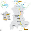 Carte vignette Via Allier 10x10cm Ⓒ Auvergne-Rhône-Alpes Tourisme / Latitude-Cartagène