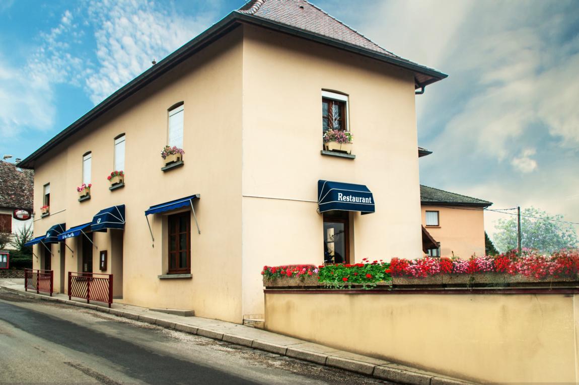 Hôtel - Restaurant La Halte Gourmande