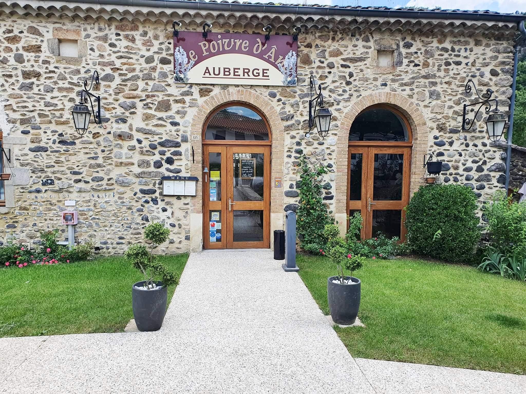 Tous les restaurants : Restaurant Auberge Le Poivre d'Ane
