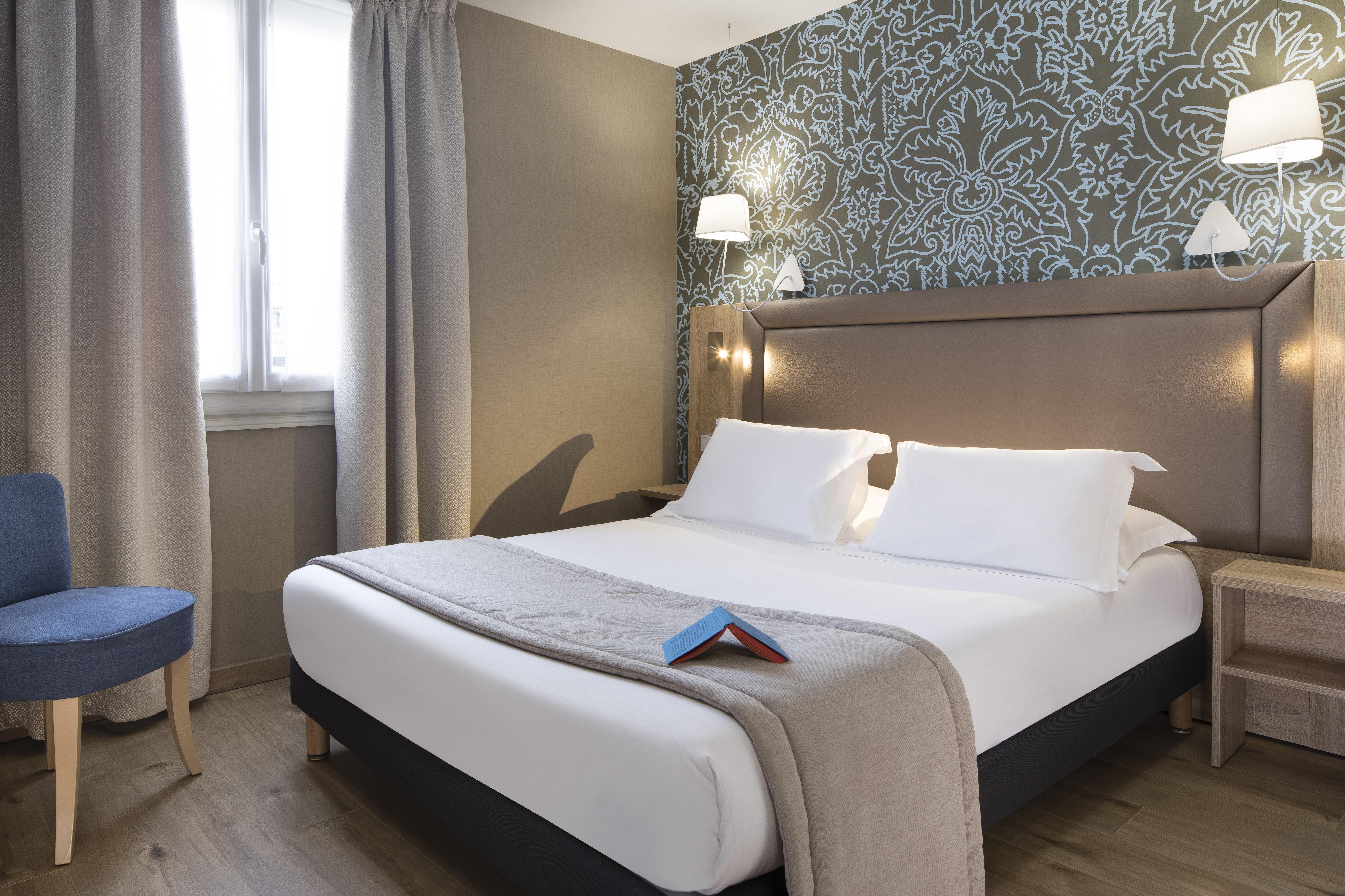 Chambre à l'Hôtel Daumesnil