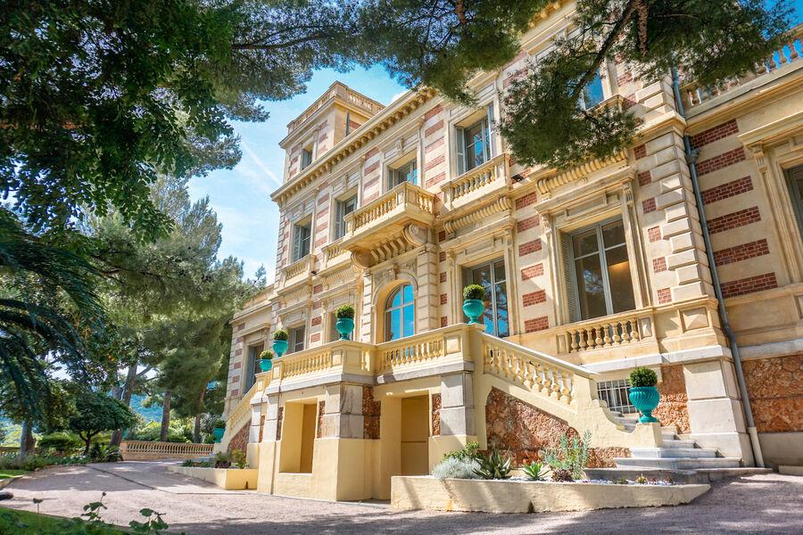 Le Château des Terrasses6, ville de Cap d'Ail