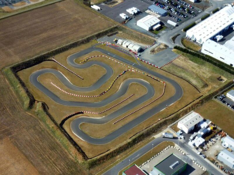 Circuit de 800m