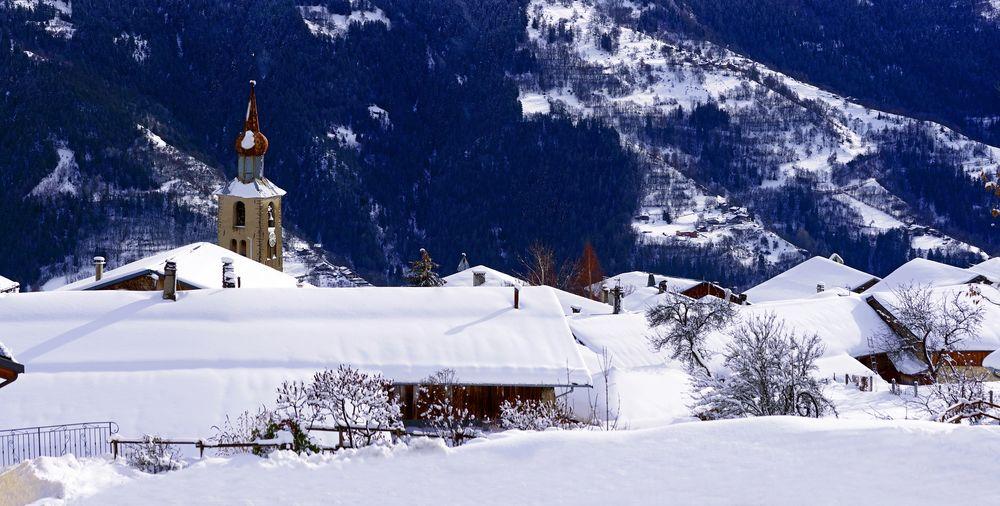 Les Chapelles hiver