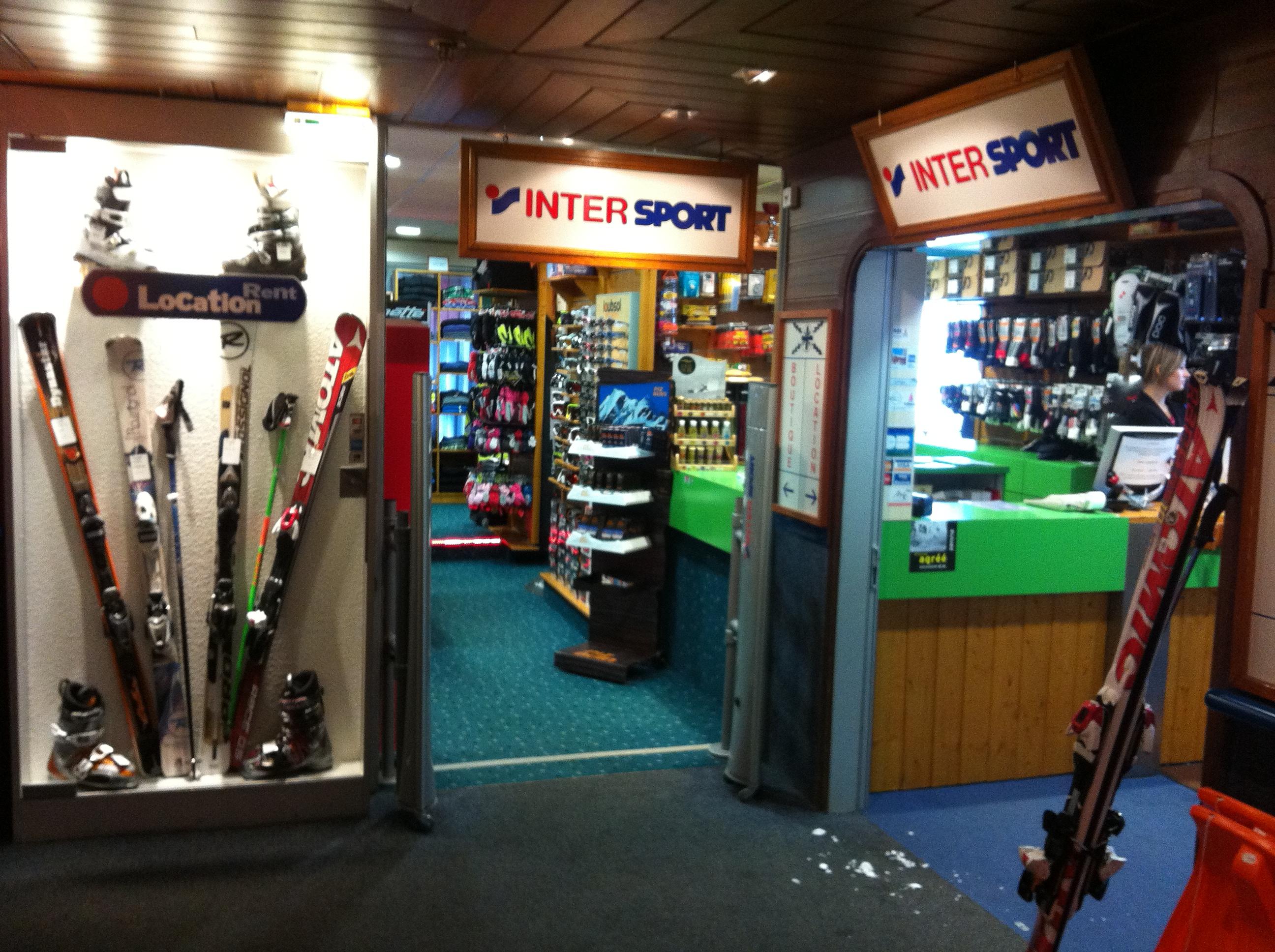 Intersport - ski fun La Plagne - Station de ski La Plagne f550fddc7b4
