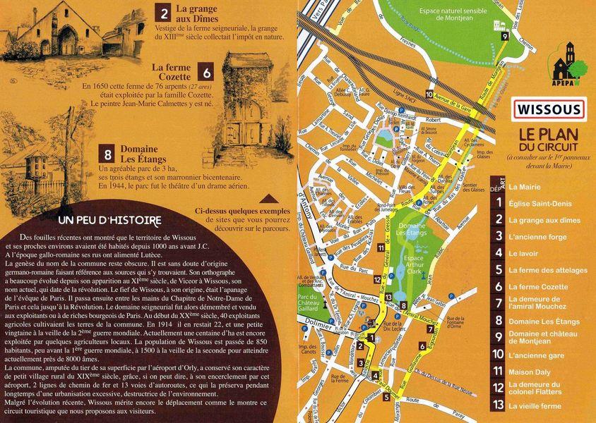 Circuit Touristique de Wissous