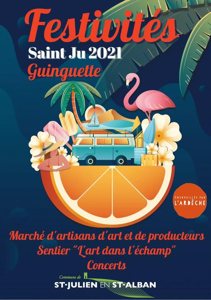 Rendez-vous futés ! : Festivités Saint Ju Guinguette
