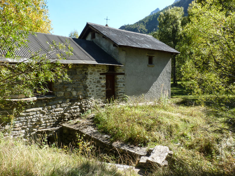 Moulin à grains de Villar d'Arène - ©A.Zilliox