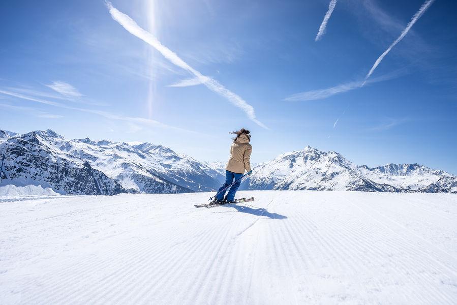 Vacances et ski à La Rosière
