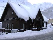 Le Bâtiment sous la neige - ©OTlaMeije