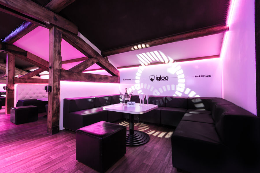 Igloo Chalet Club Les Gets