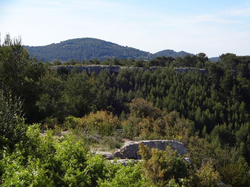 Parcours VTT - Vue collines - Thomas Sergent