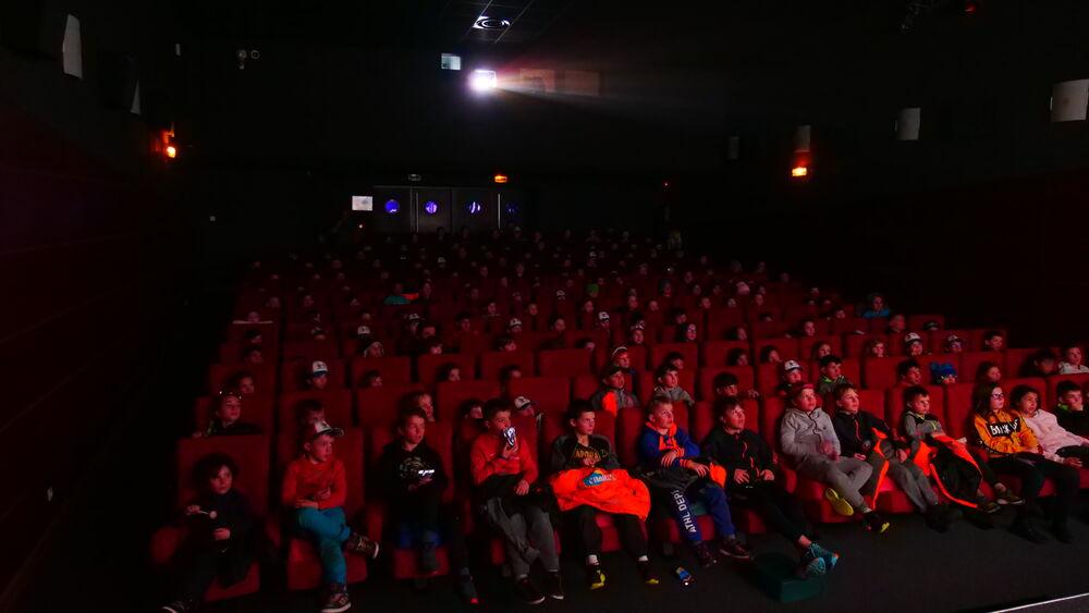 Cinéma Jean Gabin - Office de Tourisme de Montgenèvre