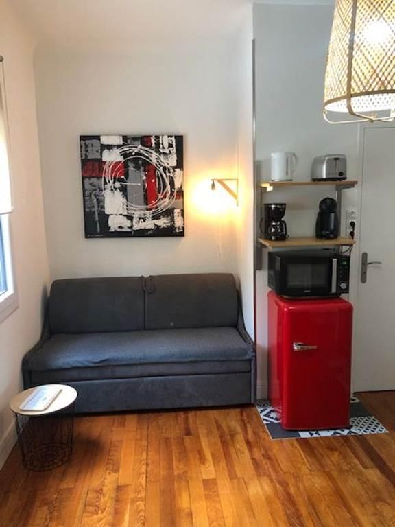Lakanal studio chambre