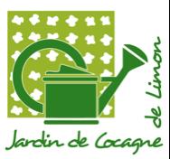 Logo jardin de cocagne