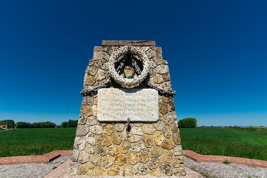 Monument des quatres routes
