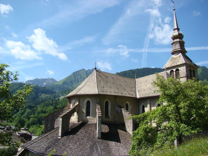 L'église abbatiale