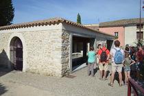 Visite de groupes - village de Saint-Marcel d'Ardèche - Saint-Marcel-d'Ardèche