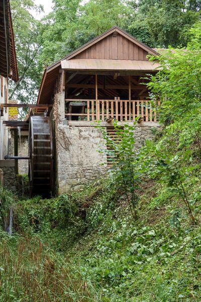 Moulin de Pinget