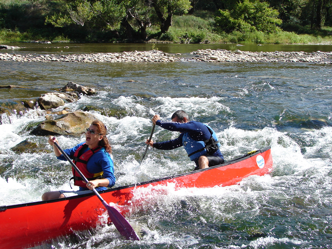 Canoë-Kayak Abaca Canoë Ardèche Plus